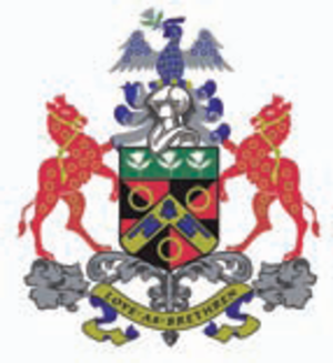 Worshipful Company of Coopers - Crest of the Worshipful Company of Coopers