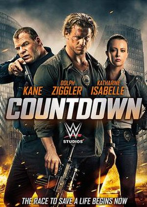 Countdown (2016 film) - Image: Countdown Poster