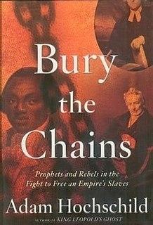 <i>Bury the Chains</i> Book by Adam Hochschild
