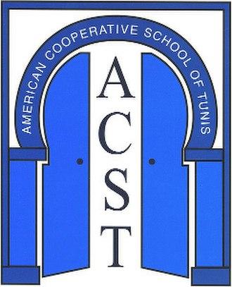 American Cooperative School of Tunis - Image: Current Logo of the American Cooperative School of Tunis