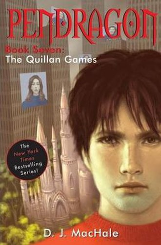 The Quillan Games - First edition cover