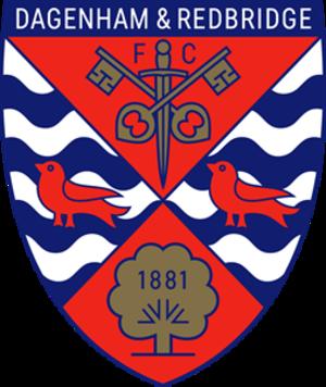Dagenham & Redbridge F.C. - Image: Dagenham & Redbridge F.C. New Logo