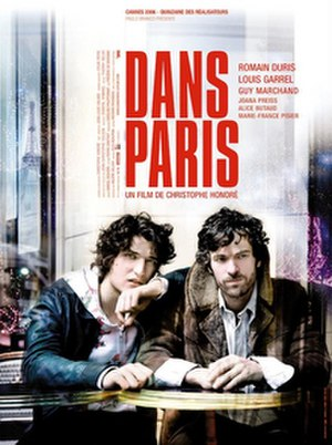 Dans Paris - Movie poster