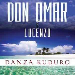 Danza Kuduro - Image: Danza Kuduro (single cover)