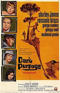 <i>Dark Purpose</i> 1964 film by George Marshall
