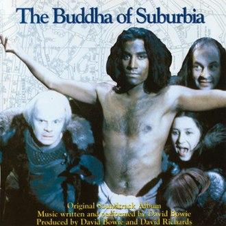 The Buddha of Suburbia (soundtrack) - Image: David bowie the buddha of suburbia uk