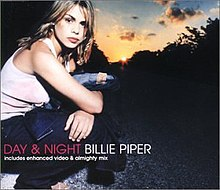 Billie Piper — Day & Night (studio acapella)
