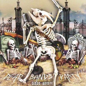 Dead Bands Party: A Tribute to Oingo Boingo - Image: Dead Bands Party A Tribute To Oingo Boingo