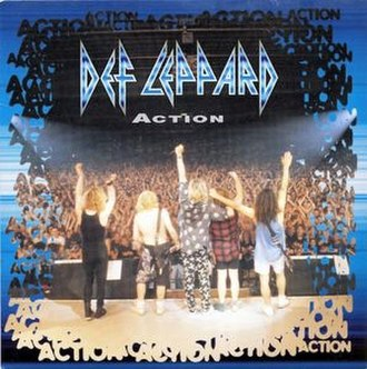 Action (Sweet song) - Image: Def Leppard Action