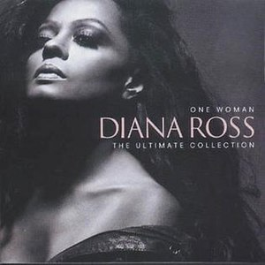 One Woman: The Ultimate Collection - Image: Diana Ross One Woman