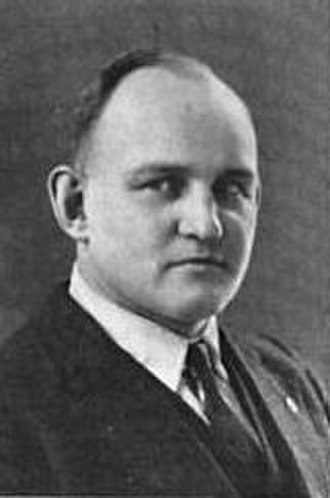 Dick Harlow - Harlow as Penn State boxing coach in 1920