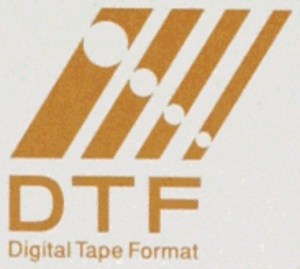 Digital Tape Format - Image: Digital Tape Format (logo)