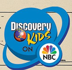 Kids Discovery Com >> Discovery Kids On Nbc Wikipedia