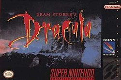 Boxart for the SNES version