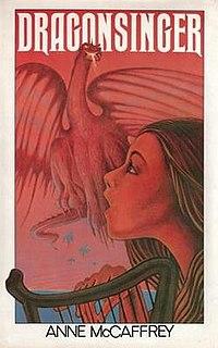 <i>Dragonsinger</i> book by Anne McCaffrey