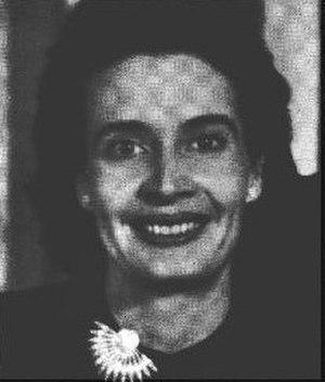 Edna Mayne Hull - E Mayne Hull c. 1946