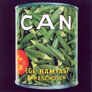 Ege Bamyasi - Image: Egebamyasialbumcover