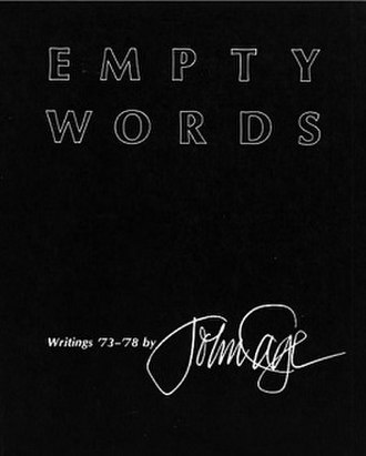 Empty Words - First edition