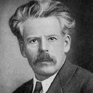Eugen Slutsky - Historical photo of Evgeny Slutsky