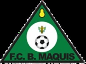 F.C. Bravos do Maquis - Image: FC Bravos do Maquis Logo
