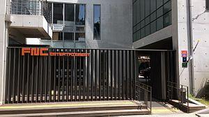 FNC Entertainment - FNC Entertainment entrance