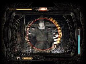 Fatal Frame II: Crimson Butterfly - Image: Fatal Frame II gameplay