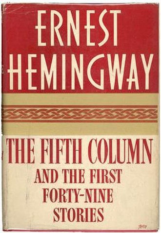 The Fifth Column and the First Forty-Nine Stories - Image: Fifthbook