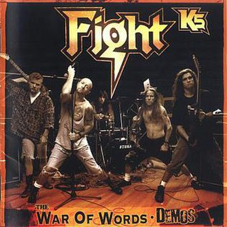 K5 – The War of Words Demos - Image: Fight K5