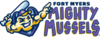 Fort Myers Mighty Mussels logo.png