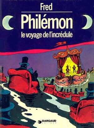 Philémon (comics) - Le voyage de l'incrédule, 1974