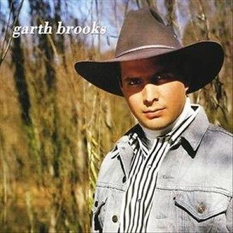 Garth Brooks (album) - Image: Garth Brooks Garth Brooks (album cover)