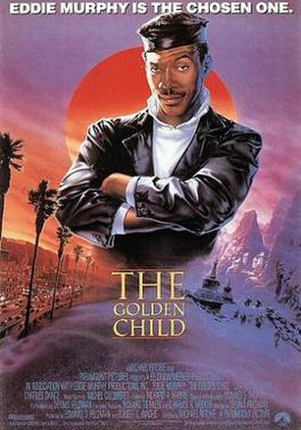The Golden Child - Theatrical release poster by John Alvin