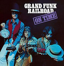 Grand Funk Railroad - On Time.jpg