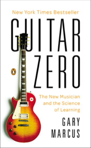 Guitar Zero - First edition cover
