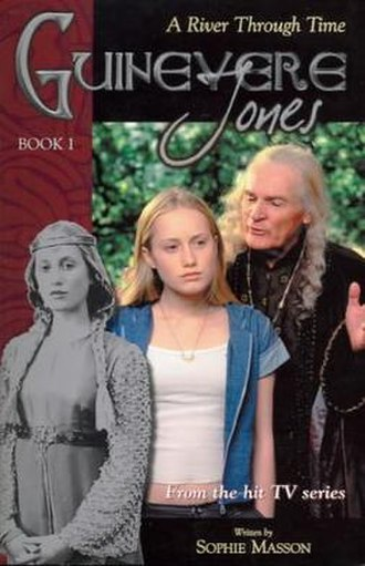 Guinevere Jones - The cover of the first book