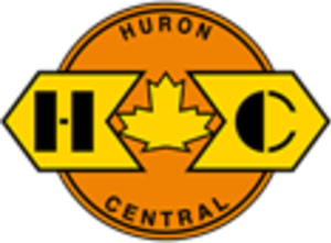 Huron Central Railway - Image: HCRY logo