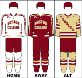 13c04dbe0 Boston College Eagles men's ice hockey - Wikipedia