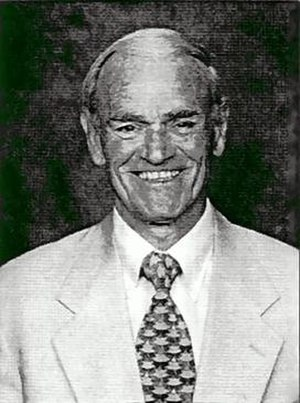 Hal Hunter (American football, born 1932) - Image: Hal Hunter (American football, born 1934)