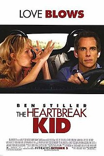 <i>The Heartbreak Kid</i> (2007 film) 2007 film by the Farrelly brothers
