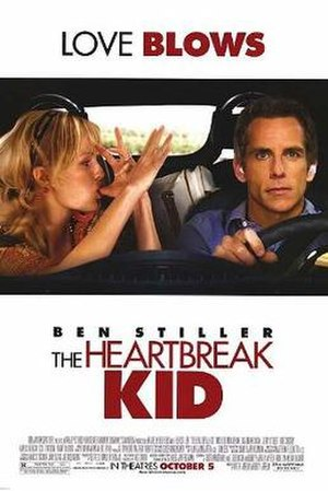The Heartbreak Kid (2007 film) - Image: Heartbreak kid 2007