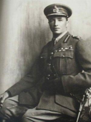 Henry Hugh Tudor - Lieutenant-General Sir Henry Hugh Tudor