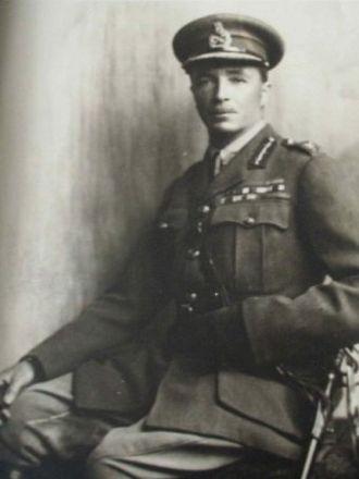 Henry Hugh Tudor - Lieutenant General Sir Henry Hugh Tudor