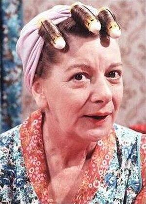 Hilda Ogden - Image: Hilda Ogden