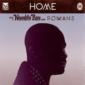 Home (Naughty Boy song) - Image: Homecover