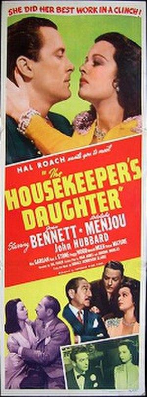 The Housekeeper's Daughter - Image: Housekeepersdaughter