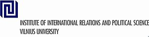 Vilnius University Institute of International Relations and Political Science - Image: IIRPS logo