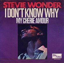 Image result for Stevie Wonder - Don't Know Why(I Love You)