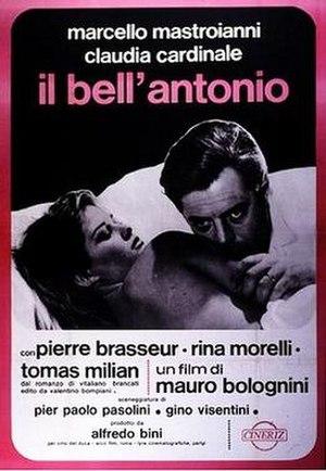 Il bell'Antonio - Film poster