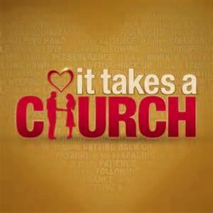 It Takes a Church - Image: It Takes a Church logo
