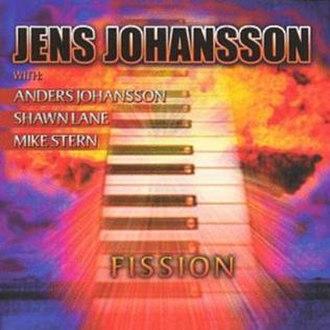 Fission (album) - Image: Jens Johansson 1998 Fission (alternative)